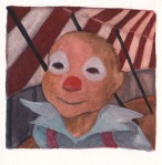 5. clowning around