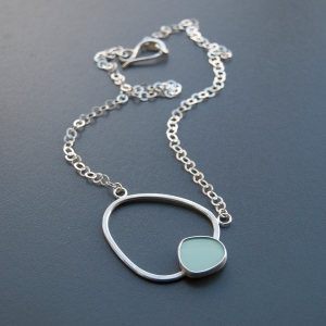 Jo Bull - Tidal Collection Pebble Necklace